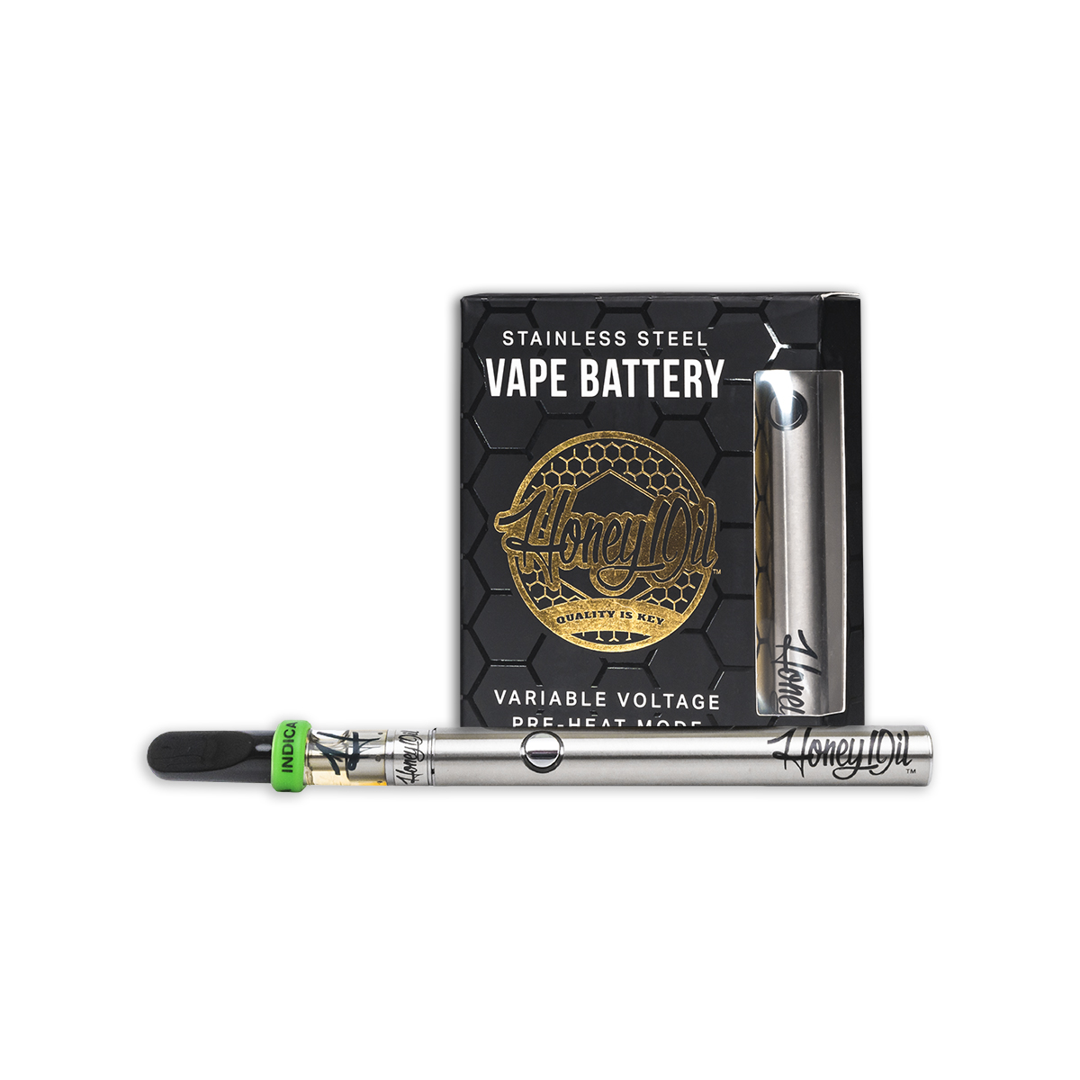 Honey Oil Vaporize Pen Battery